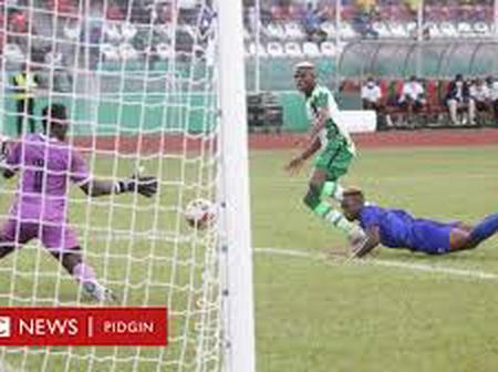 Why Nigeria game against Sierra Leone should be subject to investigations