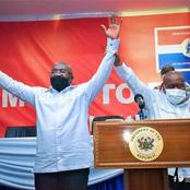 Bawumia Can Be President For Only 1-Term If He Succeeds Nana Addo Before 2023 - Article 60 (7)
