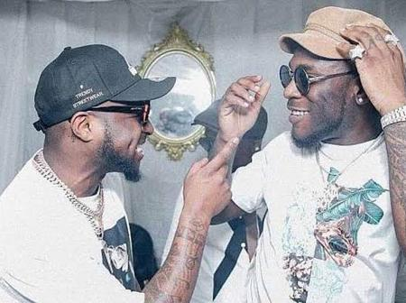 Throwback: Before Burna Boy Won The Grammy, See What Davido Said About The Award