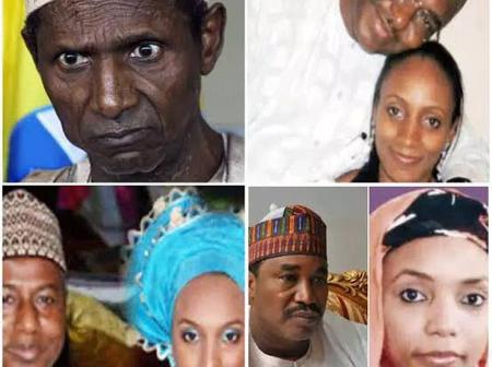 Check Out Beautiful Photos Of Late Yar'adua's Daughters