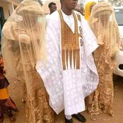 Mixed Reactions As Nigerian Man Marries Two Women The Same Day
