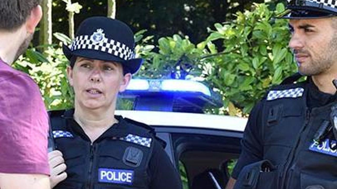 Police on the lookout for more recruits to join the force in Milton Keynes