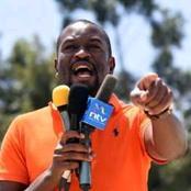 Edwin Sifuna Launches Attacks at Tangatanga For Claiming Handshake is Dead
