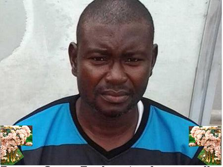Former Super Eagles Player, Imenger Dies.