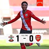 Southampton finally stops back to back FA trophy wins by Arsenal