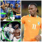Check out how many African players that has won the UEFA Champions league, and their countries.