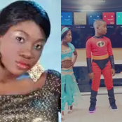 Mercy Johnson Flaunts Her Kids As They Appear In Different Favourite Costumes (Photos)