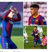 Opinion:Messi, Griezmann and Coutinho cannot play together.