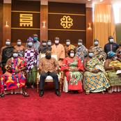 His Excellency Nana Addo Dankwa Has Inaugurated Two New Committee Boards Ahead Of 2020 Elections