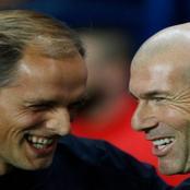 Undefeated?. Thomas Tuchel is undefeated against Zinedine Zidane