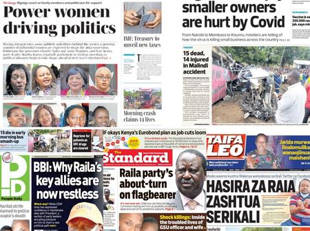 Newspapers: Inside the Troubled Lives of GSU Officer, Wife and Other Stories Making Headlines