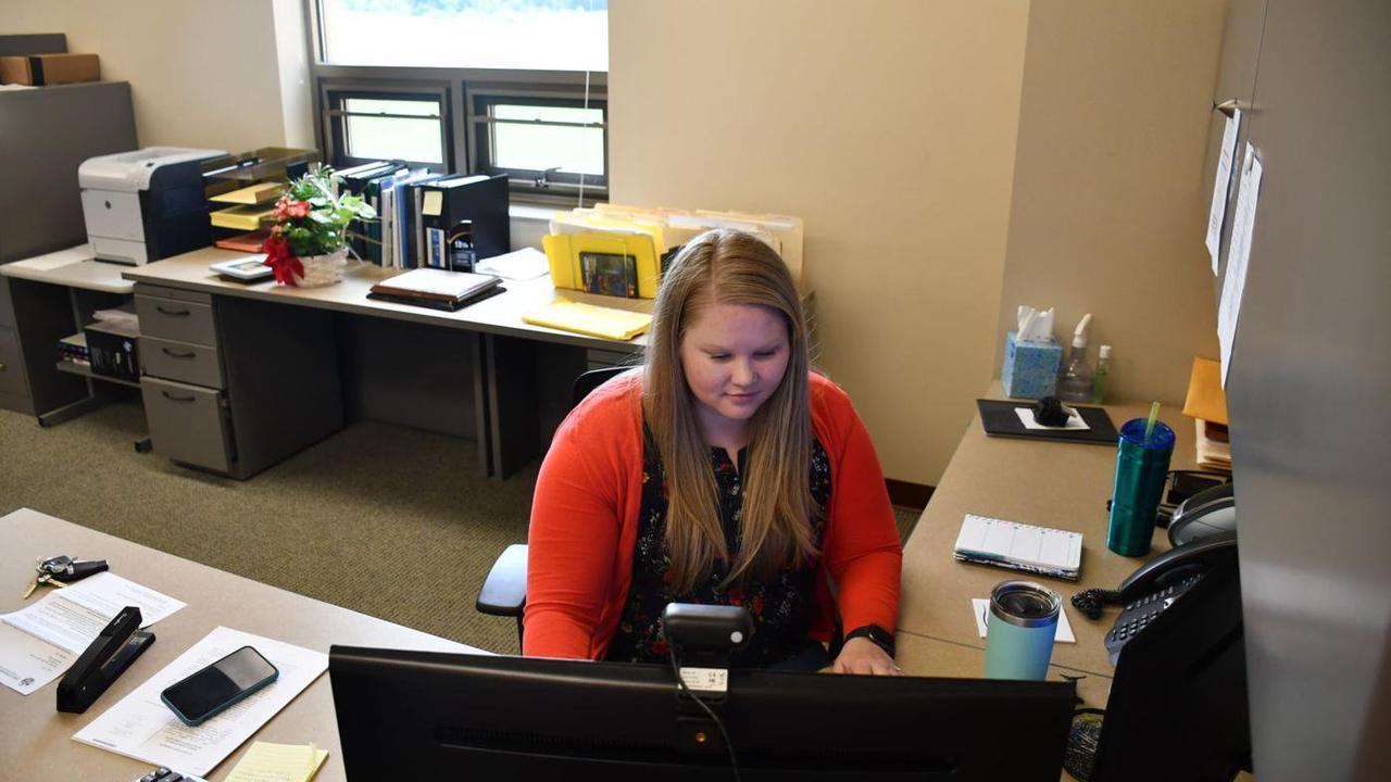Meet Verona's new city clerk, Holly Licht
