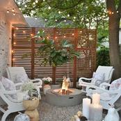 Need an exquisite patio? These are the elements that can do the magic for you