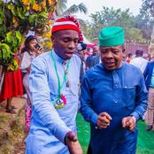 Don't waste N1billion on Okorocha, he has been recalled by nature, Ihedioha tells Uzodinma