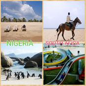 Nigeria Or South Africa: Who Has The Best Tourist Attraction In Africa? See Beautiful Photos