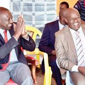Breaking: DP Ruto's Ally Kicked Out Of Jubilee Party's Powerful Position