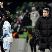 Super Eagles star came from the bench to inspire his team to a 1-0 victory in the UEFA Europa League