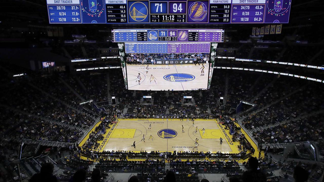 Warriors to allow fans back at Chase Center starting April 23