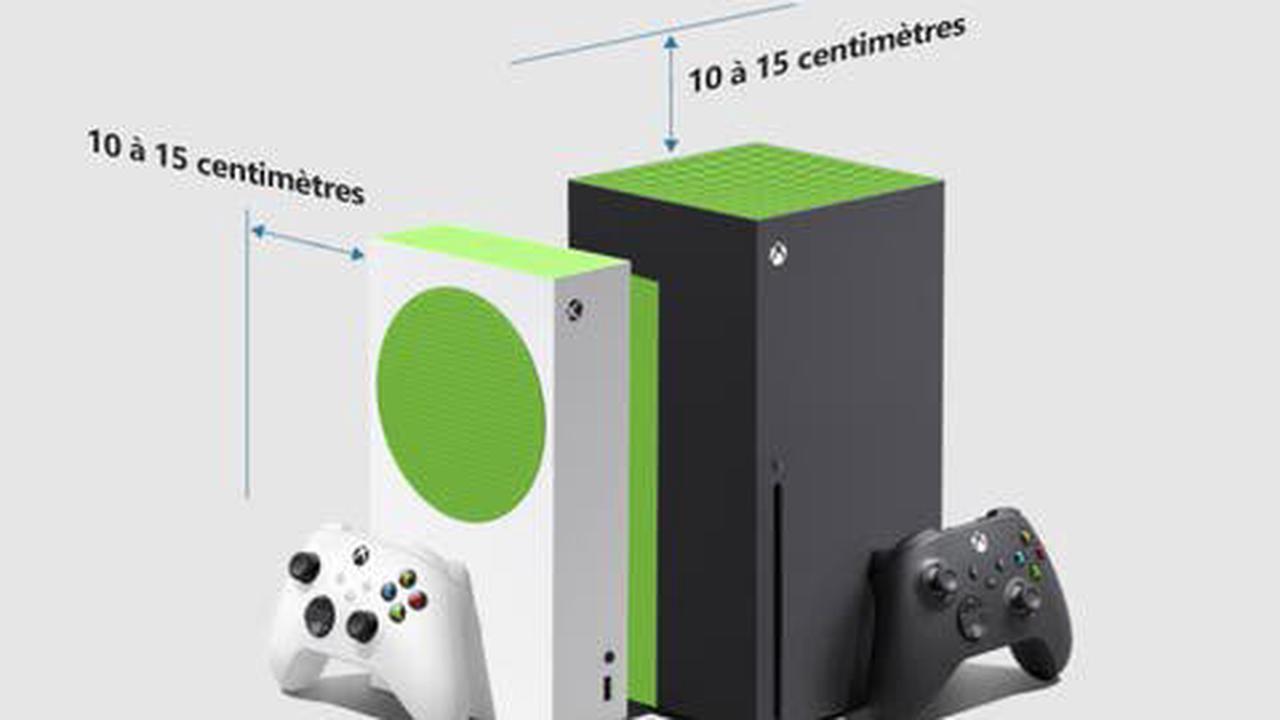 Voici toutes les applis média compatibles avec la Xbox Series X