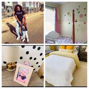 How Jackie Matubia Transformed Her Daughter's Sleeping Space (Photos)
