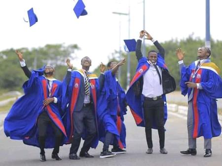 UEW Students Surprised as 2nd Graduation Date Exceeds