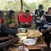 Detailed Reasons As To Why 'Mourners' Shouldn't Be Criticized For Eating During Othuol's Burial