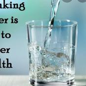 Here are special times to drink water for it to function very well in your body system