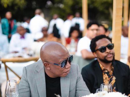 Malema finally reacts on Ndlozi' s rape accusation