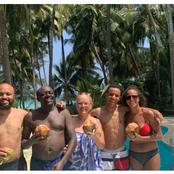 Meet the Lovely Family of Presidential Aspirant Dr Mukhisa Kituyi
