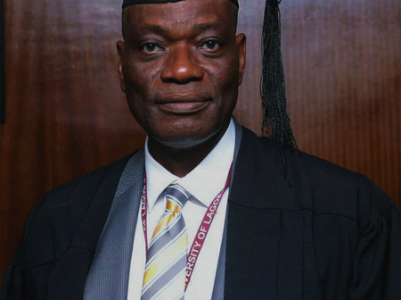 Meet the Reinstated Vice Chancellor of UNILAG (Photos)