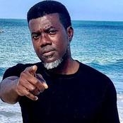 Reno Omokri Reveals Why Many People Are Unmarried, Checkout His Reasons Here