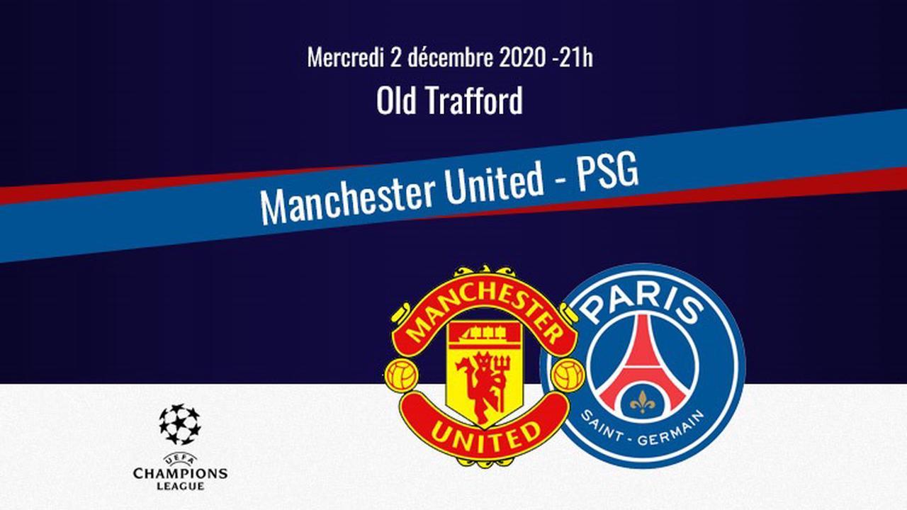 Les compositions de Manchester United/PSG dévoilées, Kean titulaire