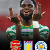 Today's transfer news for Arsenal, Juventus and Man U