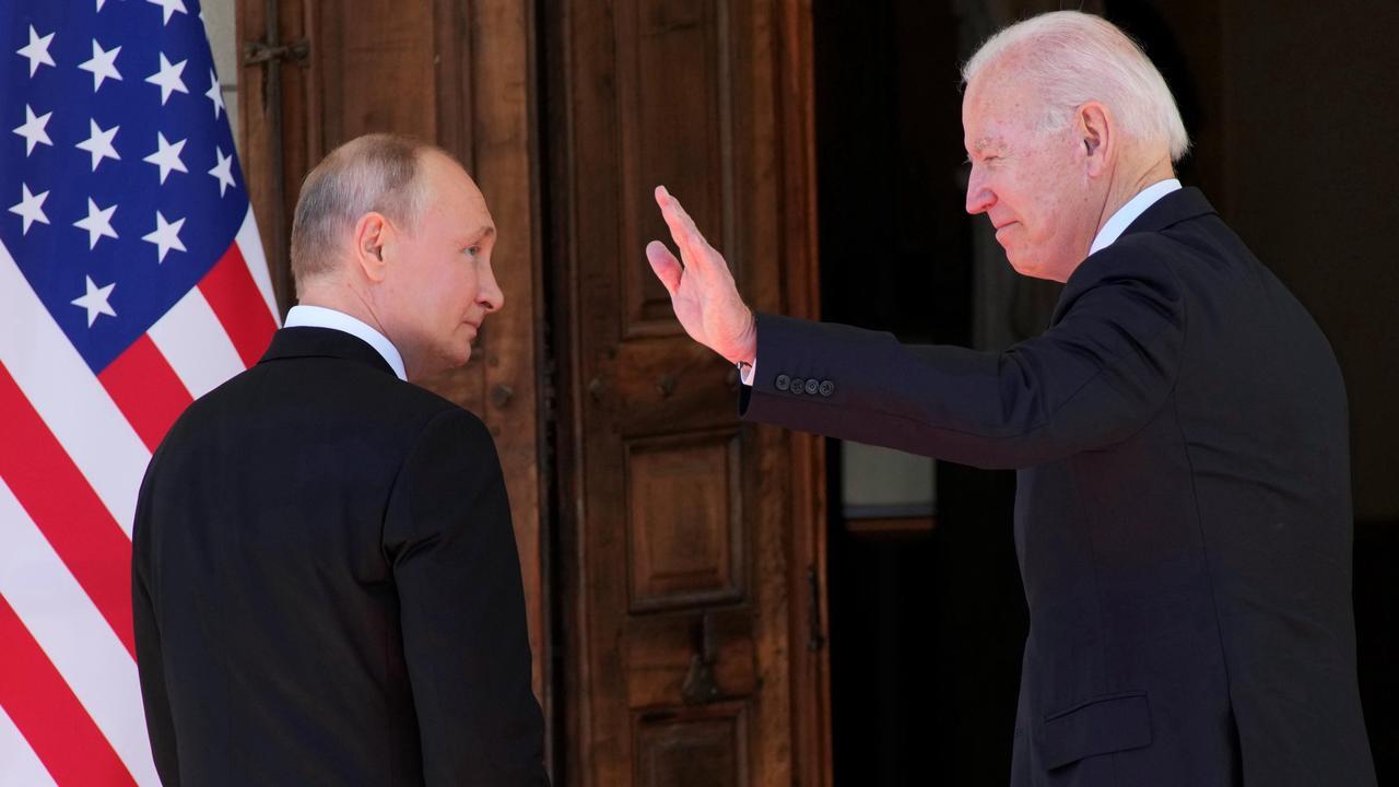 Putin-Biden-Gipfel: Bis hierhin und nicht weiter