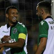Nani - Bruno Fernandes has improved better than when we play together.