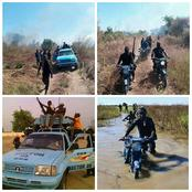 Civilian JTF Storms Borno Forest In Search Of Boko Haram Terrorists (See Photos)