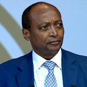 Patrice Motsepe may be elected unopposed for the CAF throne