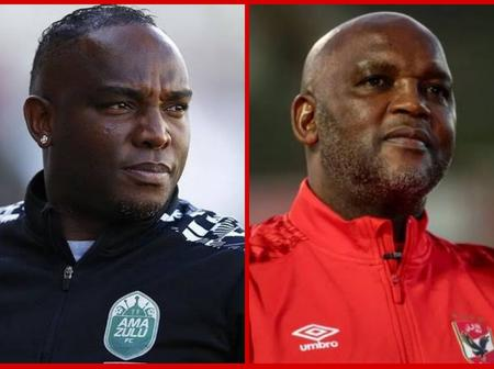Benni McCarthy Responds To Bafana Job Speculations, Pitso Mosimane Also A Candidate | See This