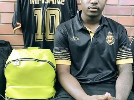 WATCH   Club owner Andile Mpisane makes 'viral' Royal AM debut