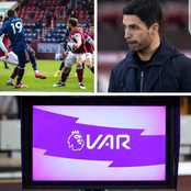 Arteta opens up after being denied a clear penalty by VAR in Burnley clash, view what he said