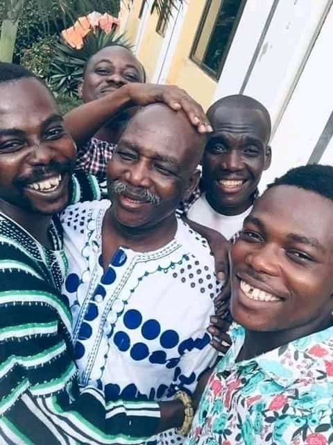 ad3810a7a90724ee0cde065db92b49f6?quality=uhq&resize=720 - Photos:Meet Nii Tetteh Otu II, The Chief Who Walked Out On Akufo-Addo Over Failed Promise