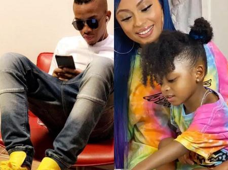 Checkout the Nigerian Artist who has only one baby mama and is loyal to her.