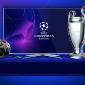 UEFA Champions League final Fixtures of the top 8