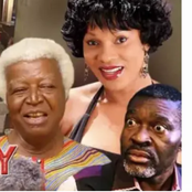 Nollywood In Mourning After A Renowned Actor Died