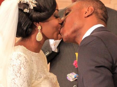 Meet Adorable Daughter Of Ex-First Bank MD And Her Lovely Husband