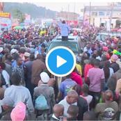"""Kwani Kuna Makosa Tukisema Tusaidie Watu Wadogo?"" Dp Ruto Asks, Promise Support To Meru Residents"