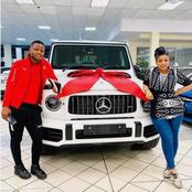Check out the cars owned by KZN millionaire traditional healer Dr. Khehlelezi Nyanga Yodumo