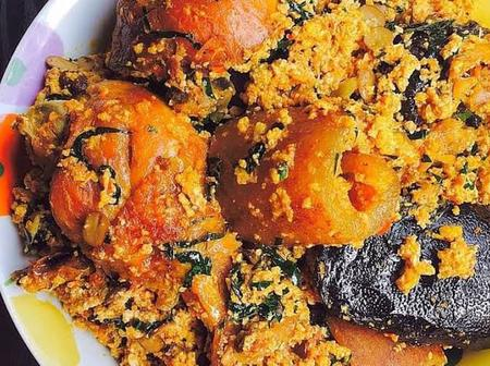 Cooking Egusi Soup with This ingredient is Unhealthy, Stop Using It