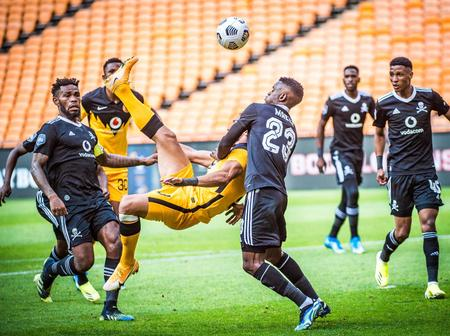 IN PICS| Kaizer Chiefs' Fans Want To Take On Bayern Munich After Today's Win
