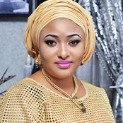 Meet The Wife Of Governor, Yahaya Bello Who Is A Stunning Beauty. (See Photos).